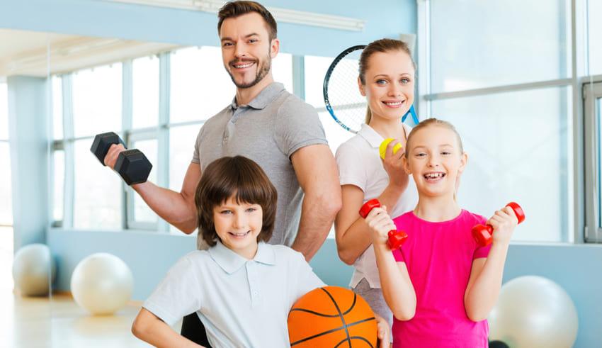 La familia es el pilar fundamental para lograr metas y objetivos en cualquier área.