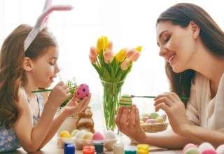 Feliz domingo de Pascua de resurrección