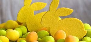 la tradición deregalar huevos el domingo de Pascua