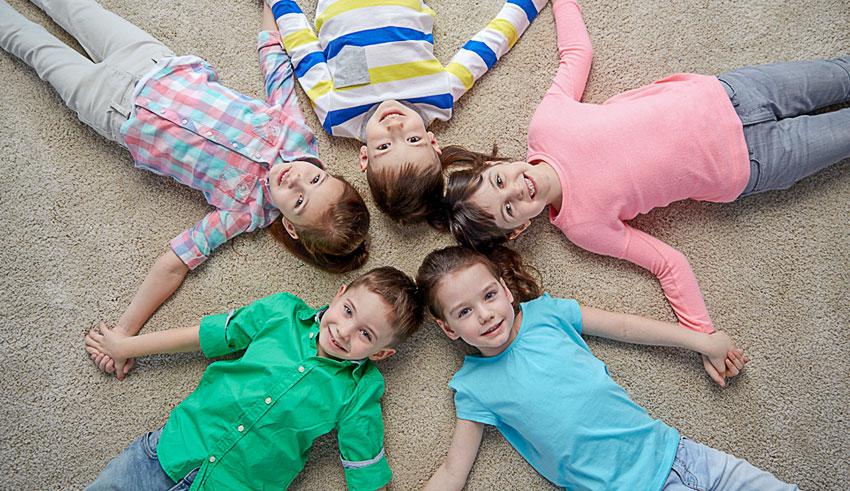 El desarrollo de las destrezas de socialización en los niños