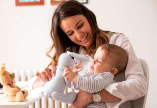 El primer año del bebé, mes a mes