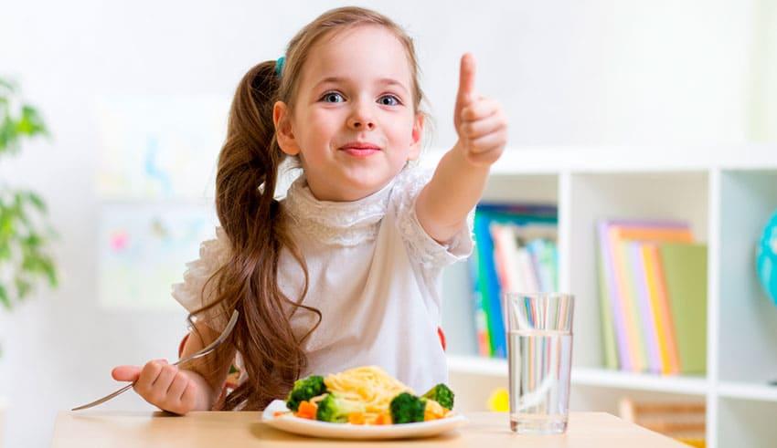 Cómo entender el apetito de su hijo