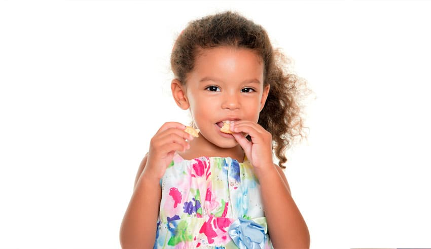 Cómo seleccionar meriendas para niños pequeños