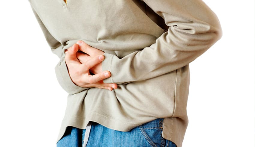 Dolores de estómago en niños y adolescentes