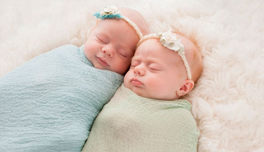 ¿Está esperando gemelos? Cómo mantenerse saludable