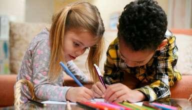 Grafomotricidad, cómo ayudar a los niños a escribir