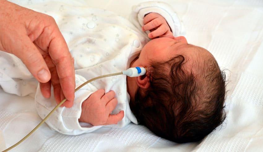 Las razones para hacerle a su bebé una evaluación auditiva