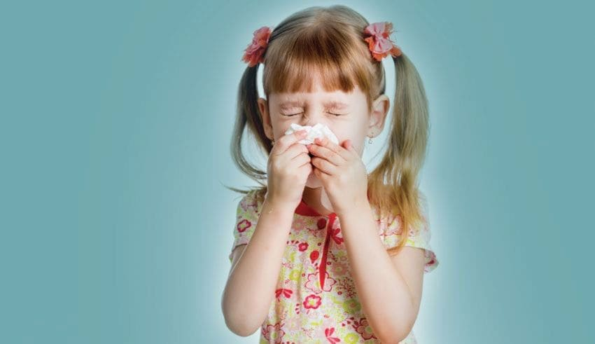 Enfermedades más comunes en los niños