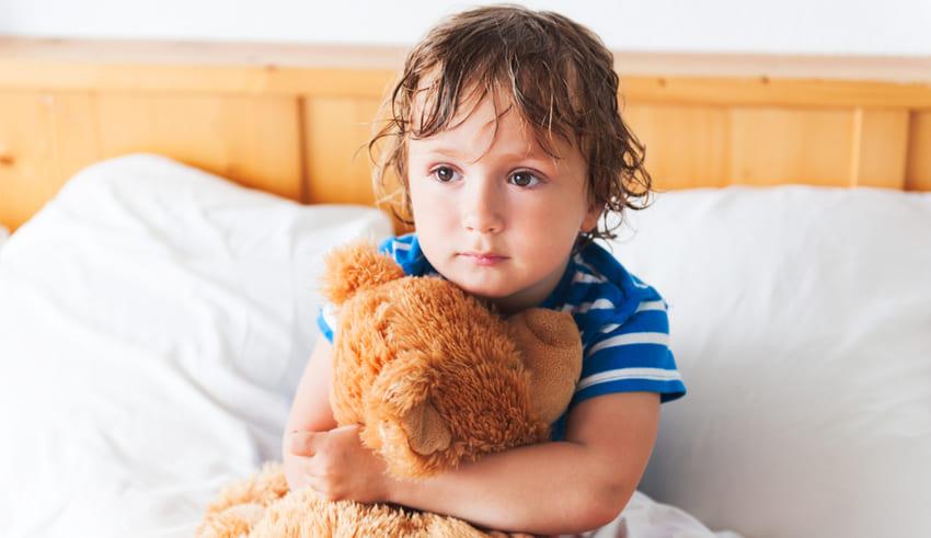 Incontinencia infantil nocturna: ¿cómo puedo ayudarle?