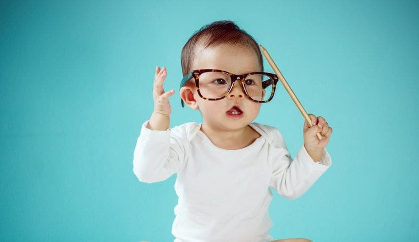 12 actividades que hacen más listo al bebé