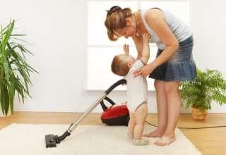 Mamitis, cuando el bebé solo quiere estar con mamá