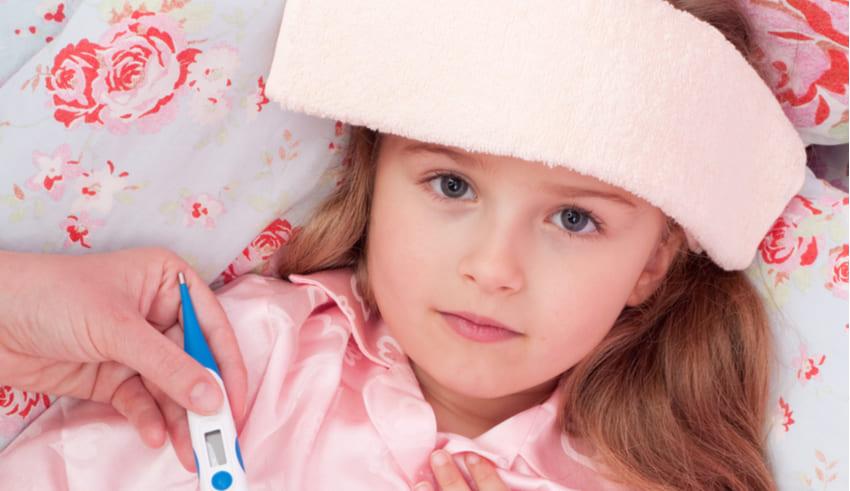 Manejo de fiebre en el hogar