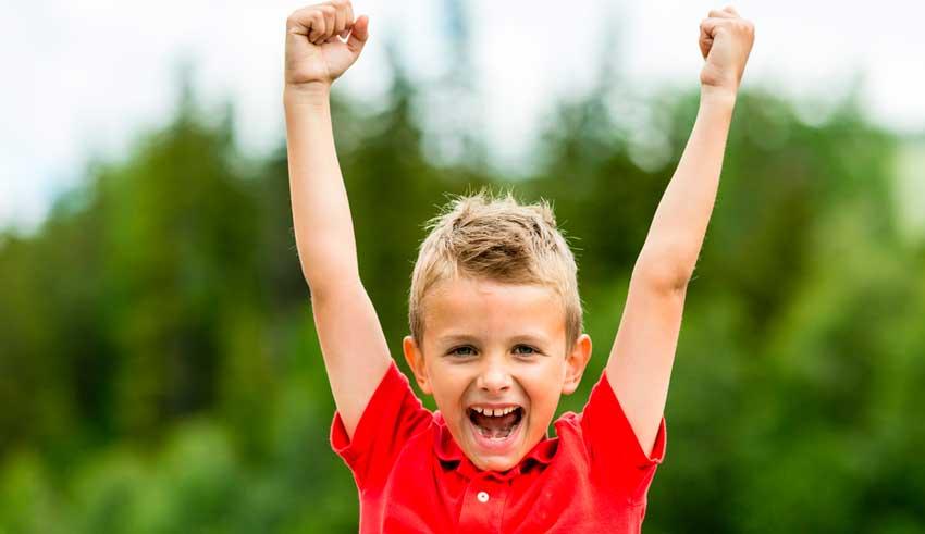 Aumenta la autoestima de tu hijo