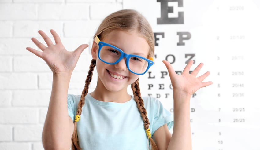 ¿Cómo identificar si tu niño tiene problemas de visión?