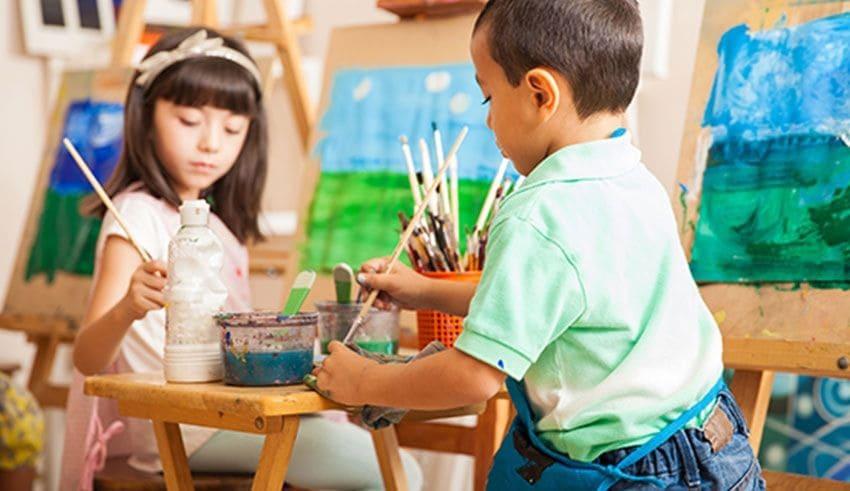 Expresiones artísticas: esenciales en el desarrollo de los niños