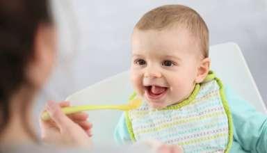 Los mejores alimentos para el cerebro del bebé