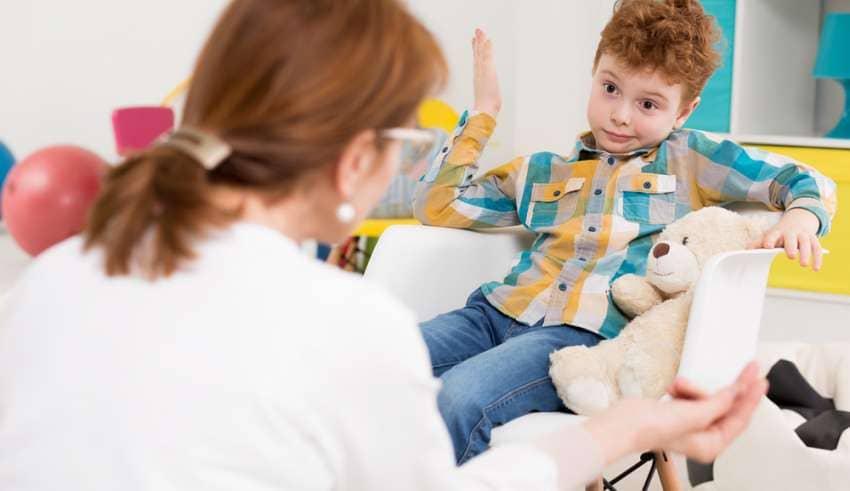 Terapia de conducta para niños con TDAH