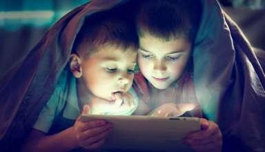 Uso de aparatos tecnológicos, el culpable de insomnio en los niños