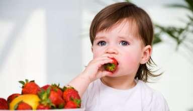 Alimentación en los niños de 2 años