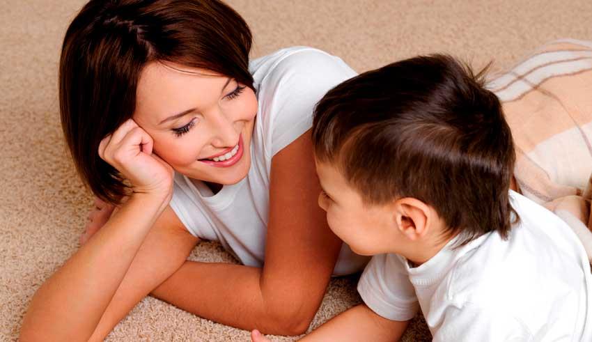 Formas positivas de decir NO a los niños