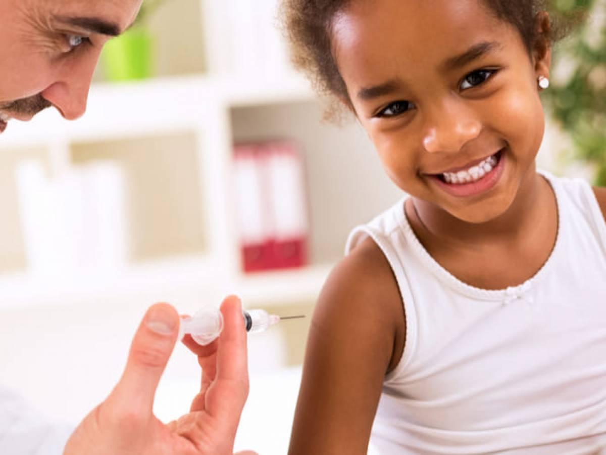 importancia de la salud en los niños