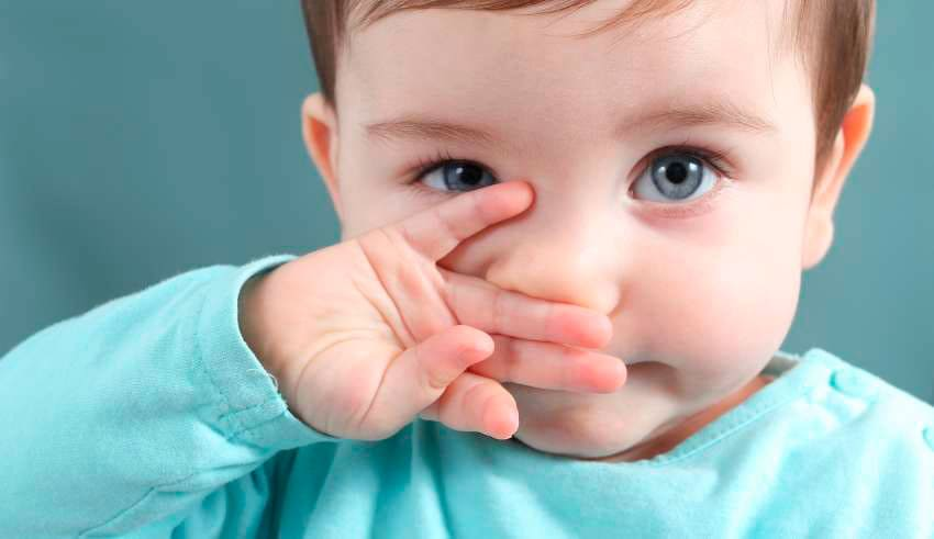Mocos en los bebés y niños ¿Cómo solucionarlos?