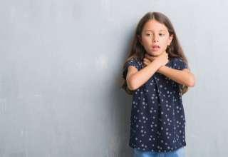 ¿Cómo actuar si tu niño se atraganta?