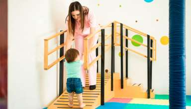 Estimulación de acuerdo a la edad de los niños