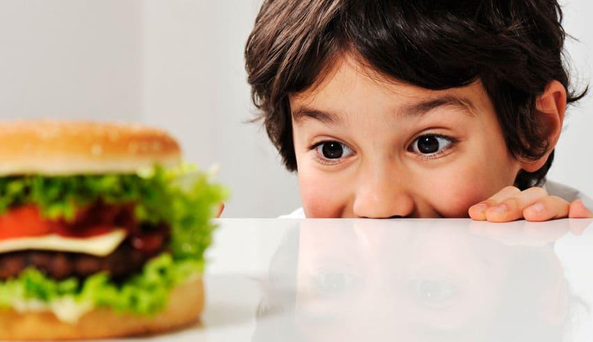 Comida rápida, opciones saludables