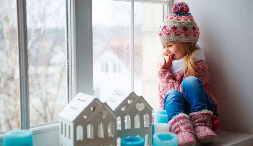 Enfermedades más comunes en los niños durante el invierno