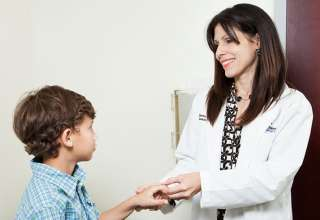 Artritis en niños por Elivette Zambrana-Flores
