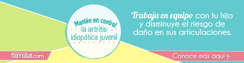 Mantén en control la Artritis idiopática juvenil
