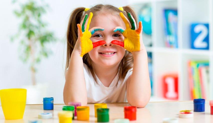 ¿Cómo saber si tu hijo tiene daltonismo?