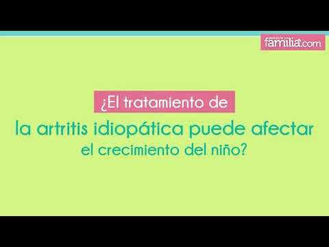Complicaciones Artritis Ideopática Juvenil