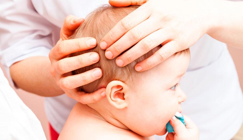 Aprende a evitar deformaciones en el cráneo de tu bebé