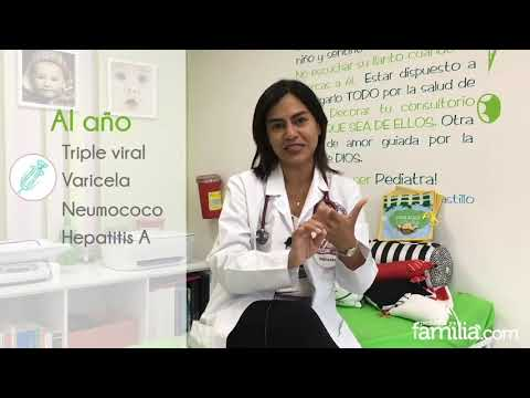 La pediatra Yesica Castillo nos habla sobre la importancia de las vacunas