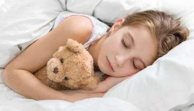 Tips para hacer que tu niño duerma profundamente