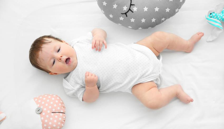 Nuevo colchón especial para bebés minimiza riesgo de muerte súbita