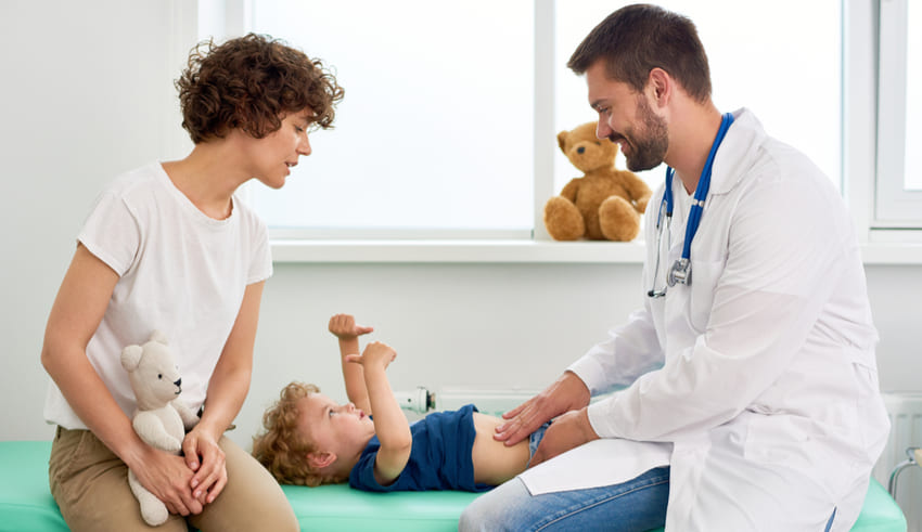 ¿Cómo saber si mi hijo tiene parásitos?
