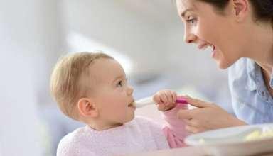¿Cómo estimular el apetito de los bebés?
