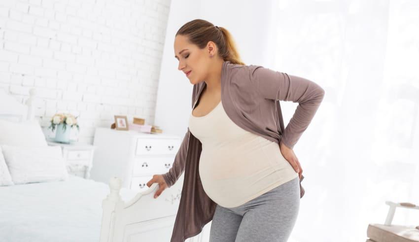 El prolapso durante el embarazo y después del parto