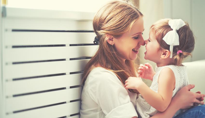 ¡La inteligencia: es darle afecto a tu pequeño!
