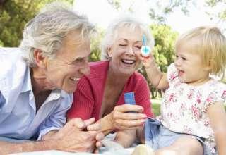 Los abuelos y su importante rol en la vida del niño