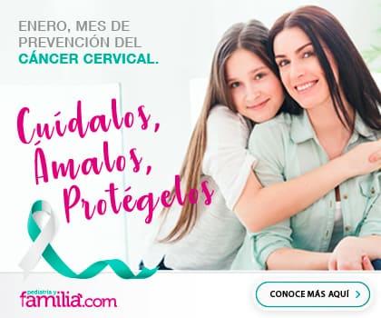 Mes de la prevención del Cáncer Cervical