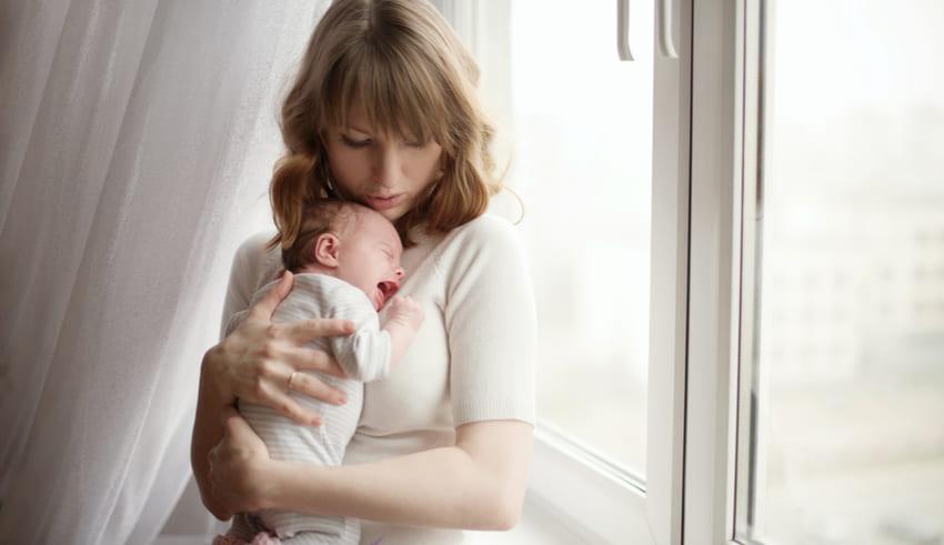 ¿Qué hacer cuando llora tu bebé?