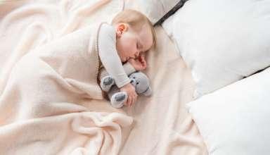 El insomnio de niños y bebés