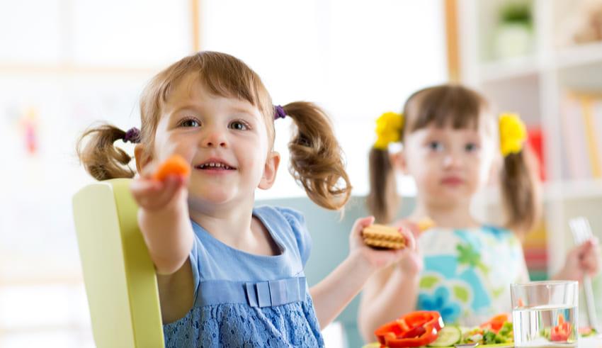 Qué hacer cuando el niño no quiere comer