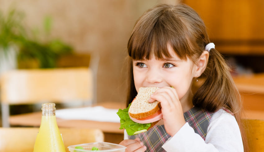 Recetas saludables para la merienda de los niños