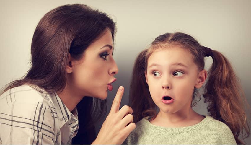 Cuidado con las respuestas que les damos a los niños