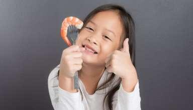 La Academia Americana de Pediatría dice que los niños no comen suficiente comida de mar